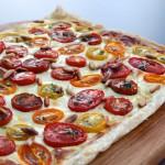 Tomaten-Tarte und Sommerglück