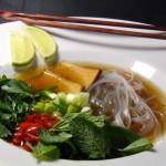 Aroma pur aus Vietnam: Vegetarische Phở