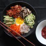 Bibimbap: Satt und selig auf Koreanisch